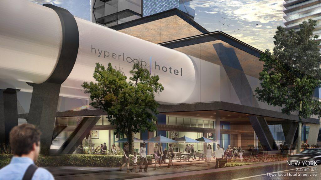 Construccion de hoteles