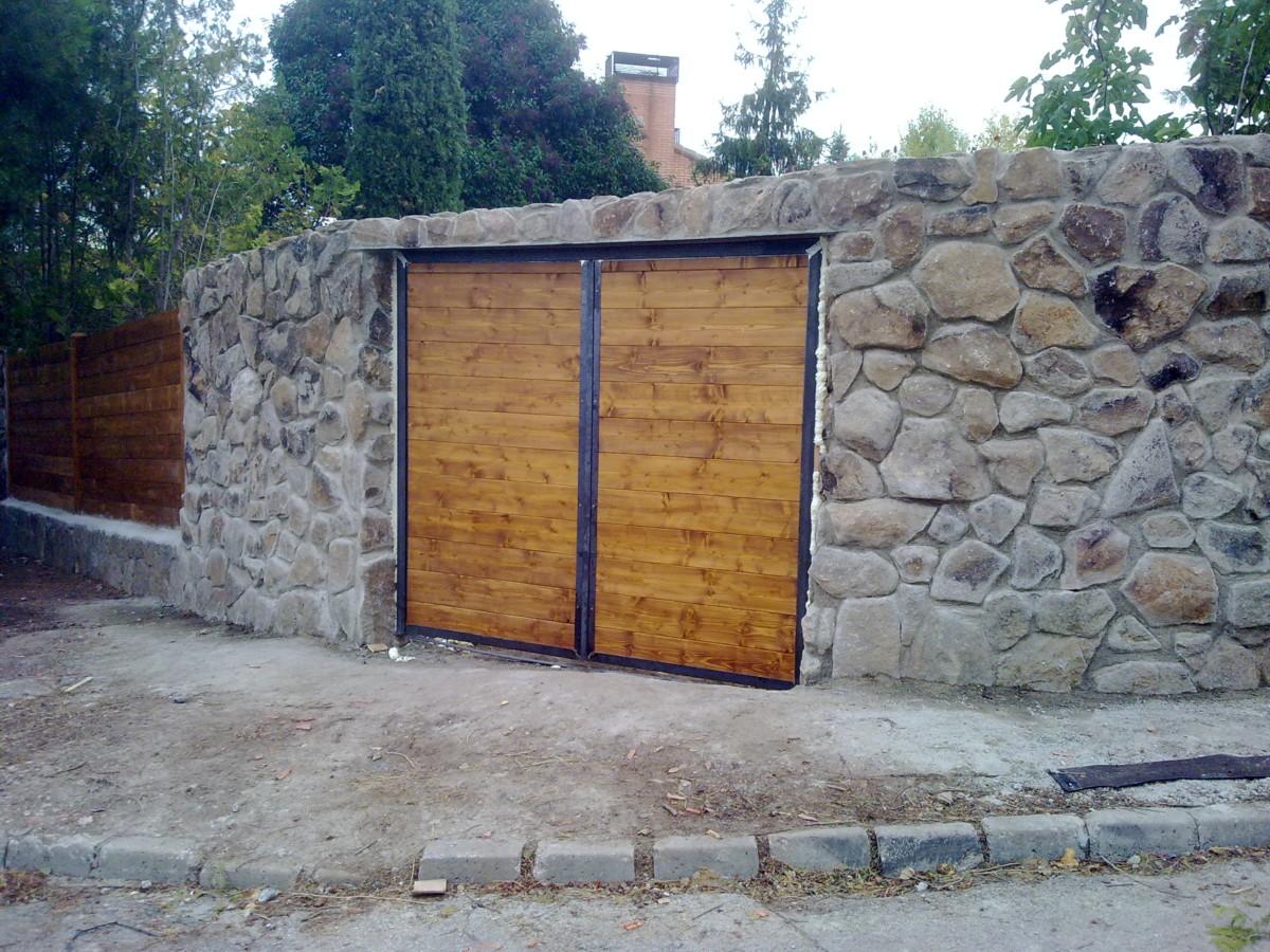 De piedra natural gallery of las piezas que imitan la - Muros de piedra natural ...