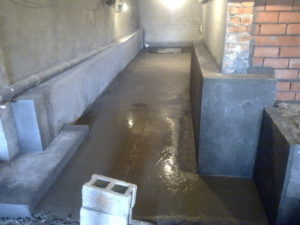 Rehabilitacion de cimentacion en Madrid