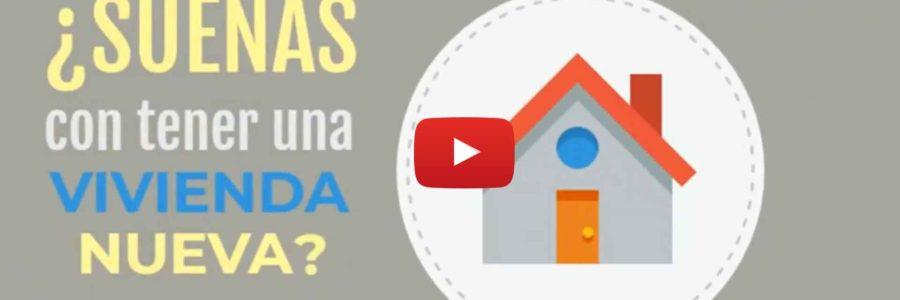 ¿Sueñas con tener una vivienda nueva?