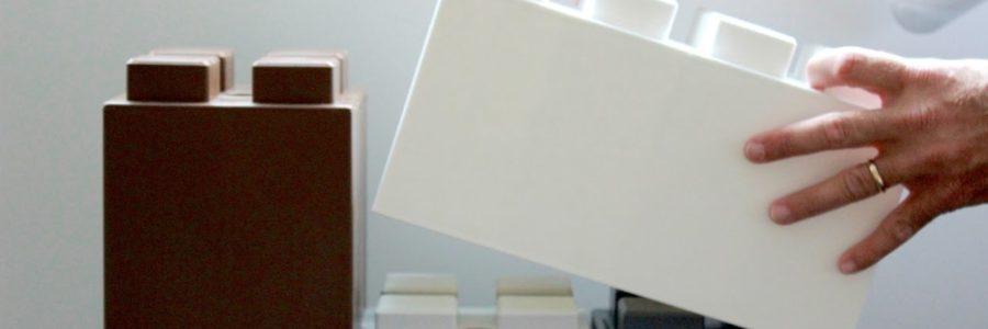 Muebles de piezas Lego para tu hogar – RANICO, especialistas en ...