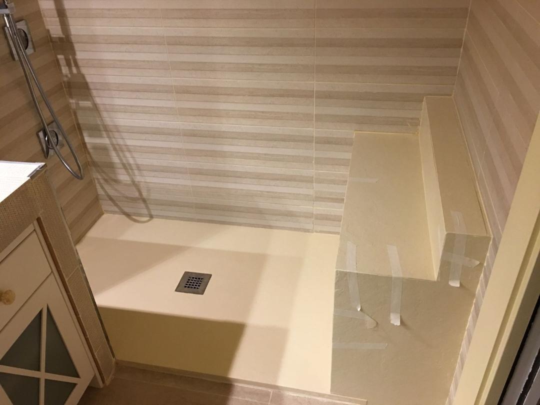 Platos de ducha personalizados en Madrid