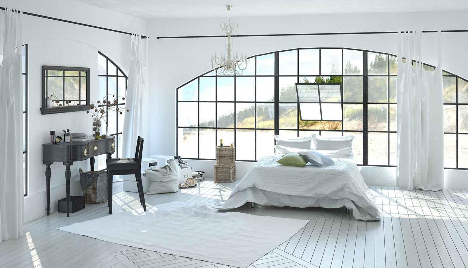 Reformar dormitorio en Madrid
