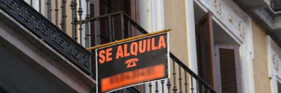El precio medio del alquiler en España se dispara y 'se come' la mitad del sueldo
