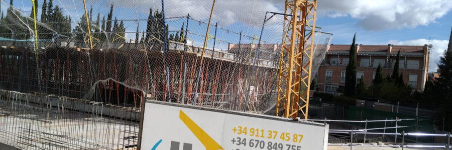 El sector de la construcción pacta una subida salarial del 2,25% para 2019 y 2020