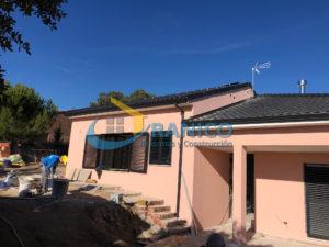 Construcción Chalet en Valdemorrillo 84