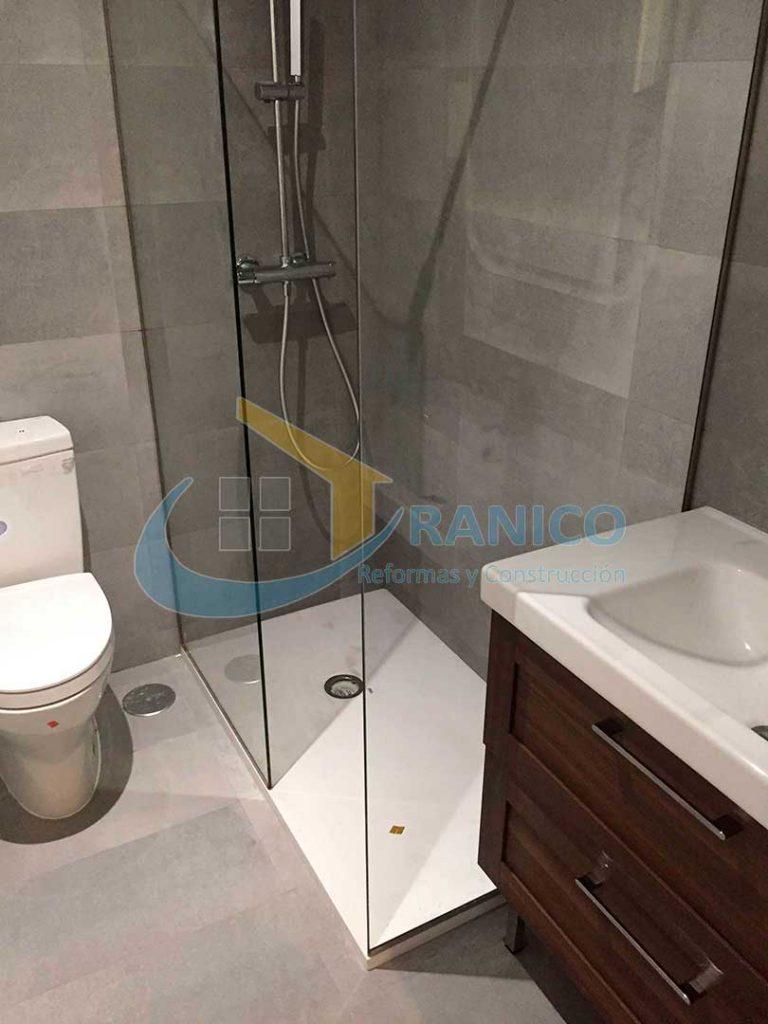 Reformar baño en Chamberí