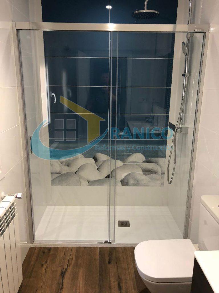 Reformar baño en Collado Villalba