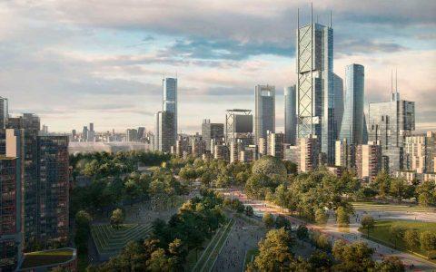 Madrid tendrá el edificio más alto de Europa