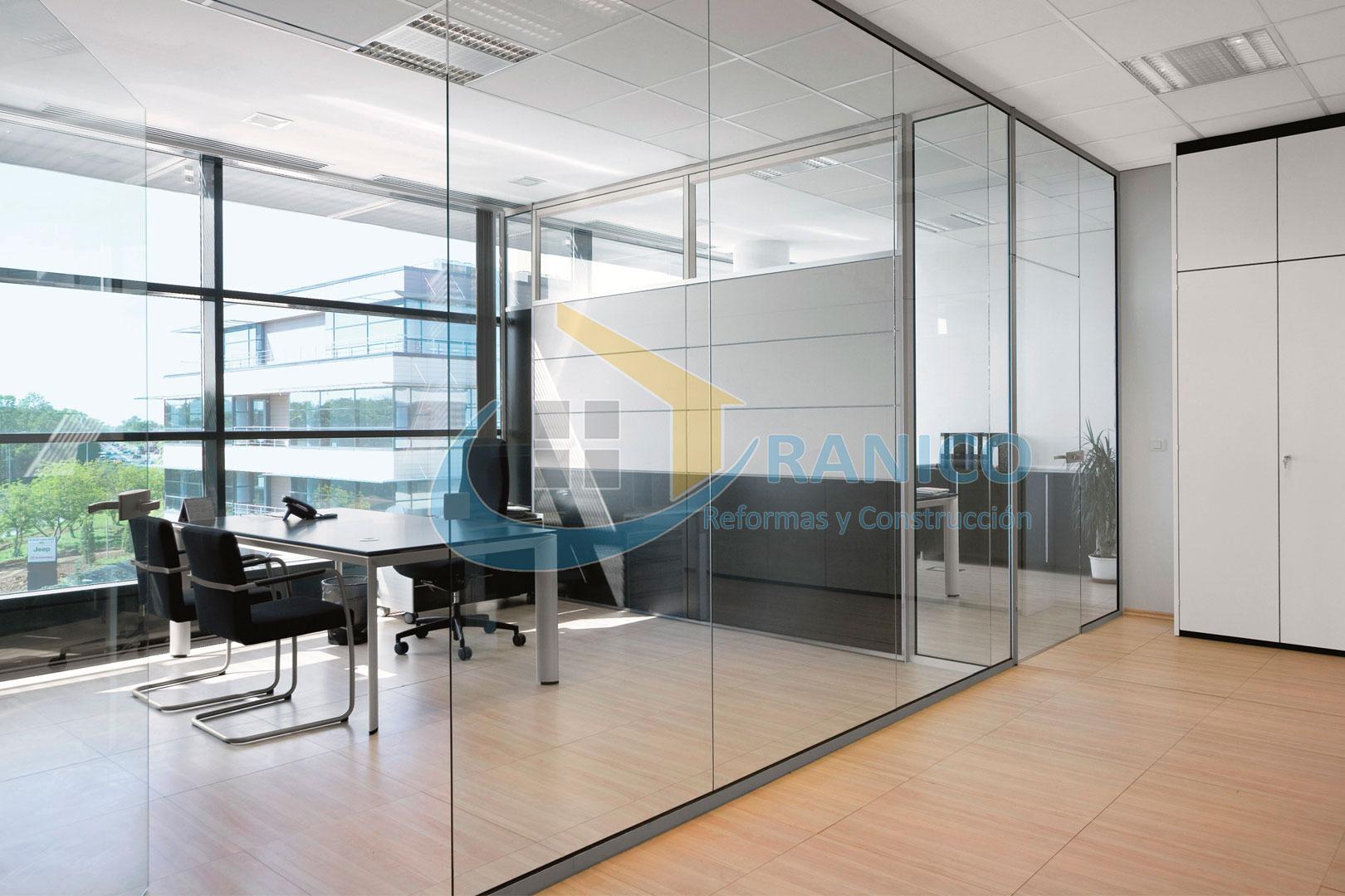Empresa de reformas de oficina en Madrid