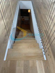 Escalera obra Mar del Norte - Reformas en Majadahonda_6