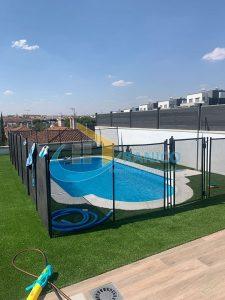 Reforma Terraza con piscina Arroyomollinos 6