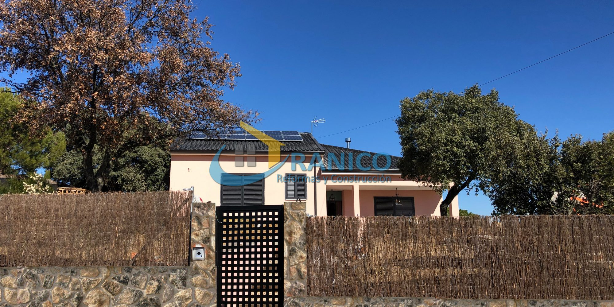 Construcción Chalet en Valdemorrillo